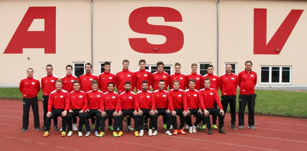 ASV Salzburg Kampfmannschaft