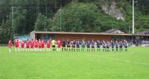 SC Golling gegen ASV Salzburg