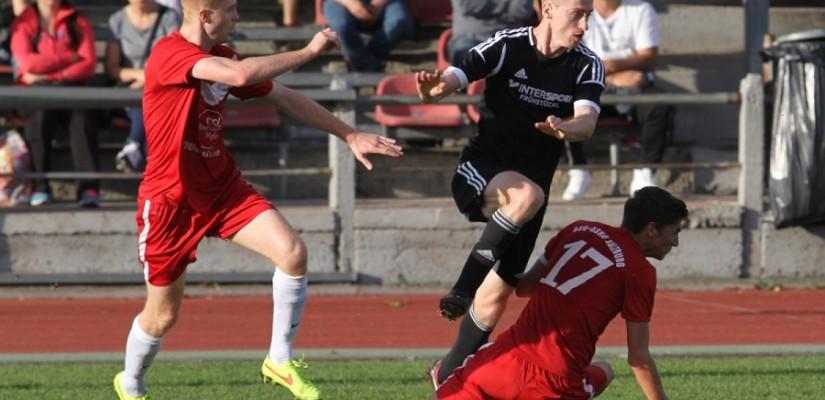 ASV Salzburg gegen SC Tamsweg