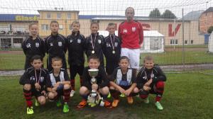 LASK U-11 gewinnt den 2. Itzlinger Sommercup
