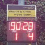 ASV Salzburg gegen SV Schwarzach - 2014