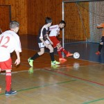 Spielszene gegen Slovan Cernovir