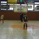 Erstes Spiel gegen Slovan Cernovir