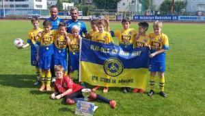 Sommercup-Sieger 1. Vienna FC