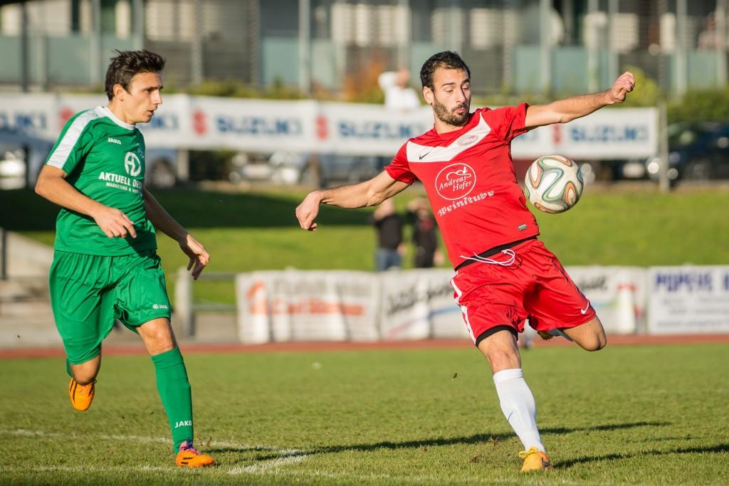 ASV Salzburg vs. USV Fuschl - © fmt-pictures.at