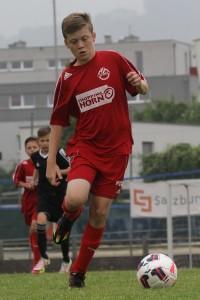SV Horn zu Gast in Salzburg
