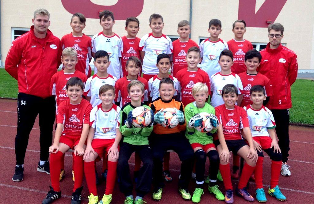ASV Salzburg U-11