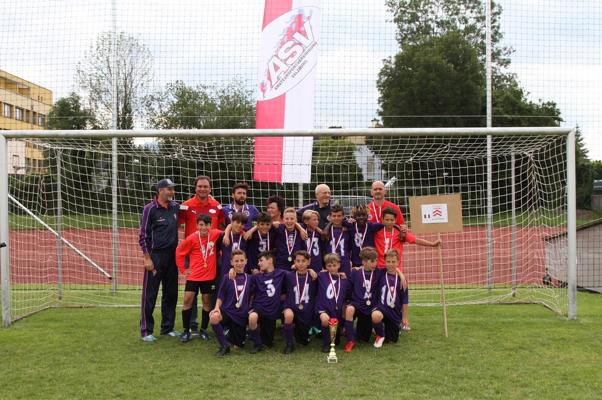 Turniersieger ASD Lastrigiana (Centro Formatione Calcio aff. Fiorentina)