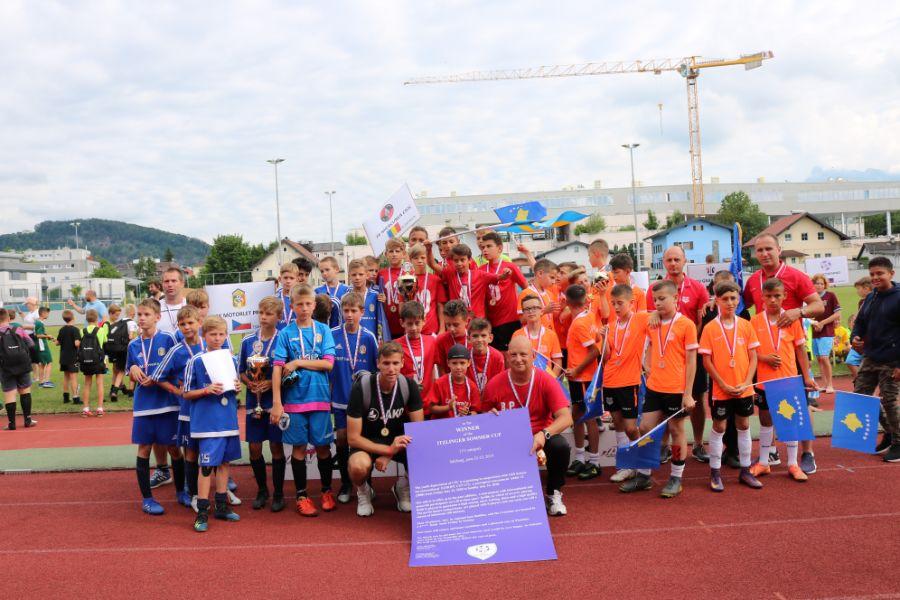 Aktuelle Informationen zur Meisterschaft, der Sportanlage und den Itzlinger Sommercup